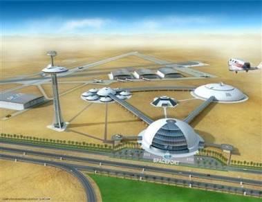 Americká společnost Space Adventures oznámila, že se chystá vybudovat turistickou základnu pro lety do vesmíru za 265 milionů dolarů.