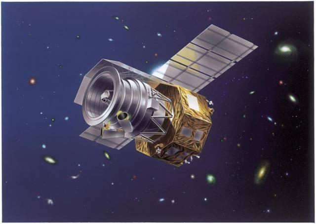 Dnes ráno byl na oběžnou dráhu vypuštěn satelit Astro-F.