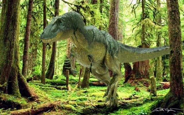 Učebnice nám vždy s jistotou tvrdily, že dinosauři byli studenokrevní. Nový objev francouzských vědců by však tuto teorii mohl postavit na hlavu.