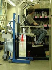 Vědci z amerického National Institute of Standards and Technology vyvinuli přístroj, který napomůže vozíčkářům k větší nezávislosti.
