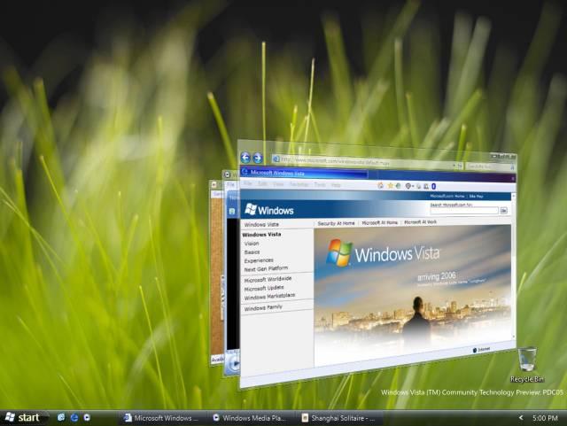 Společnost Microsoft oznámila, že operační systém Windows Vista je hotový a byla zahájena jeho výroba.