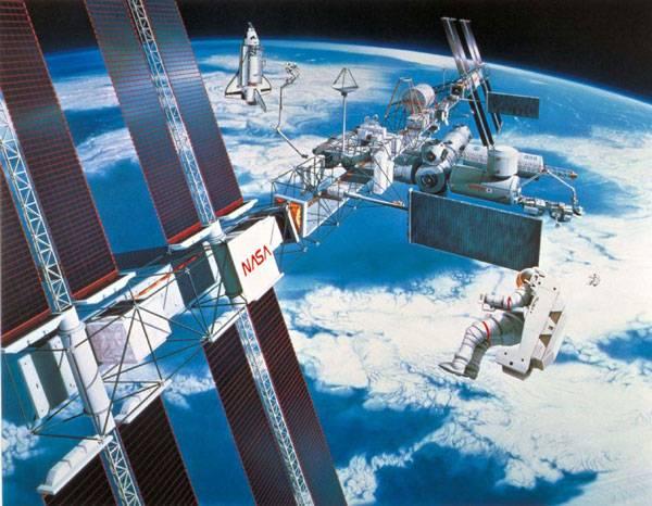 Projekt Mezinárodní kosmické stanice ISS vznikl po sloučení samostatných projektů USA a Ruska. Trnitá cesta k jeho uskutečnění však byla dlážděna mnoha prohrami a neúspěchy. Jak to s projektem dnes nakonec dopadá?