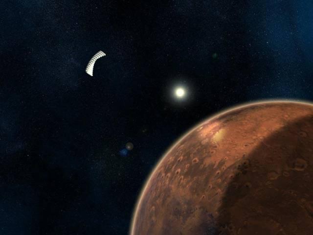 NASA se snaží vyvinout zařízení, které by budoucím misím na Mars připravilo přívětivé klima.