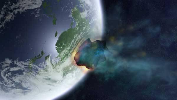 Před čtvrt miliardou let měl život na naší planetě na kahánku. Z vesmíru se přihnal meteorit o průměru 50 kilometrů a vyhubil 96 procent mořských a 70 procent pozemských druhů. Tato čerstvá vědecká hypotéza vzbudila pozornost vědců celého světa.