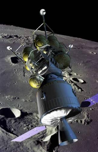 """Pod názvem """"Vision for Space Exploration"""" se skrývá plán obnovení pilotovaných letů na Měsíc do roku 2020, ukončení letů raketoplánů do roku 2010 a zprovoznění nové univerzální kosmické lodi Crew Exploration Vehicle (CEV) do roku 2014.</p><p> Je to však ta pravá cesta k návratu na Měsíc?"""