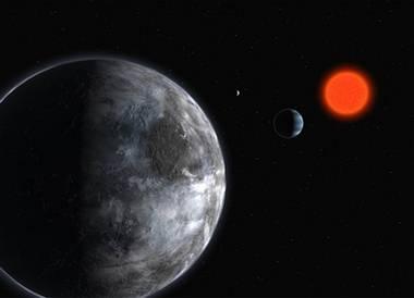 Astronomové objevili první planetu mimo naší sluneční soustavu, která se do značné míry podobá Zemi.