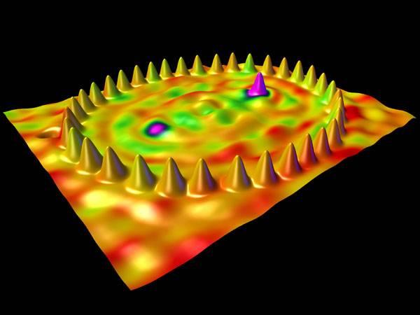 Exkluzivně pro 21. STOLETÍ ze Švýcarska Tunelovací mikroskop nemá nic společného s hloubením děr v zemi. Toto zařízení umožňuje provádět tak neuvěřitelné věci, jako je třeba manipulace s jednotlivými atomy. 21. STOLETÍ mělo možnost pozoruhodné místo navštívit a setkat se s vědcem, který převratnou metodu vymyslel.