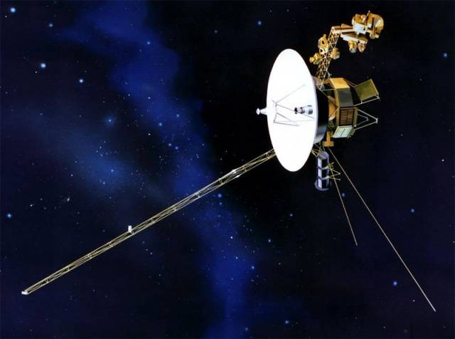 Nové poznatky sondy Voyager 2
