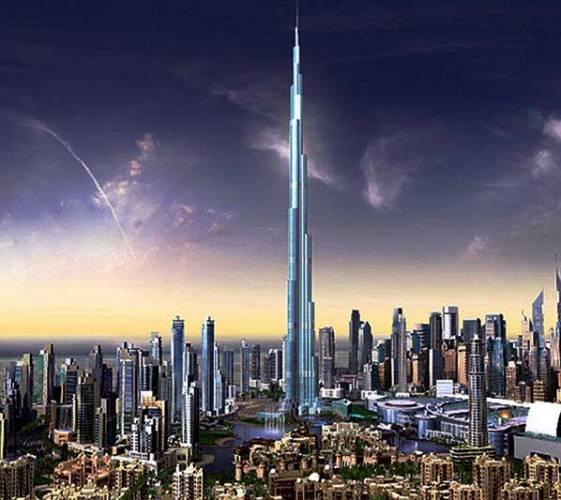 Zdá se, že závod o to, kdo postaví nejvyšší budovu světa, nebere konce. Věž Burj Dubaj, která má ve své finální podobě měřit 800 metrů, ještě není hotova, a už se objevil nový projekt. A ten je ještě ambicióznější.