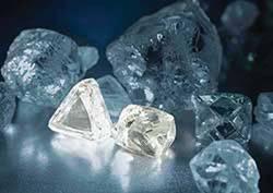 Co mají společného mamuti a diamanty? Tyto dvě nesouvisející věci spojil dohromady nedávný objev. Američtí geologové totiž ve vrstvě staré asi 12 900 let objevili rozsáhlou anomálii, tvořenou obrovským počtem droboulinkých diamantů. Usuzují, že anomálie může být zbytkem po nárazu asteroidů, které mohly přivodit konec doby velkých zvířat.