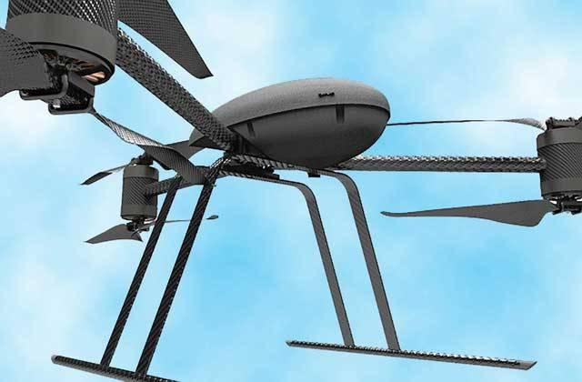 O tom, že hračky se častou mohou stát předlohou pro důležité pomocníky člověka, svědčí i nedávné nasazení miniaturních špionážních helikoptér Draganflyer X6 ke sledování nepřátelských cílů v Iráku a v Afghánistánu.
