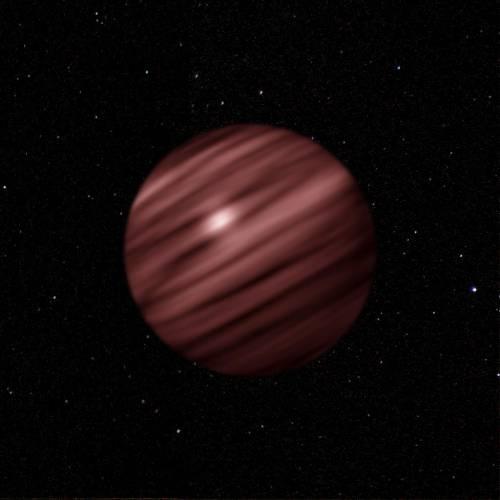 Abychom mohli poznat rozdíl mezi slunečným a deštivým počasím, musí naše matička Země mít okolo sebe obal z látek v plynném skupenství – atmosféru. Takový obal nalezneme i na většině planet sluneční soustavy. Astronomové nedávno pozorovali atmosférické jevy i na vzdáleném hnědém trpaslíkovi.