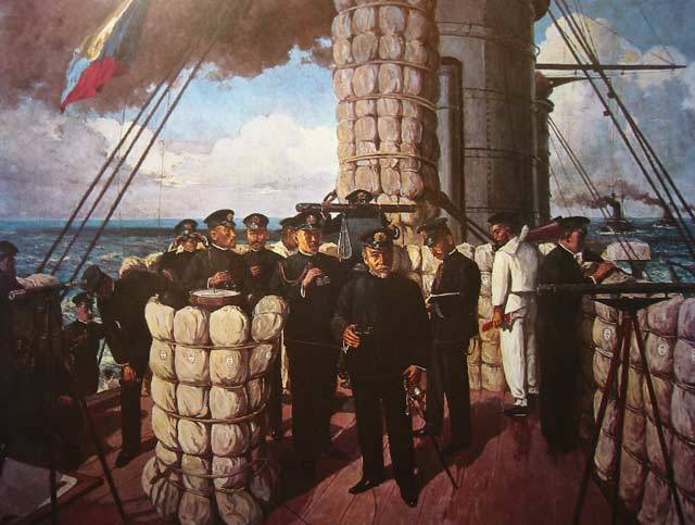 """""""Všichni zdejší pozorovatelé – ať již orientovaní projaponsky či prorusky – zastávají názor, že toto vítězství je nejúžasnější věcí v dějinách diplomacie,"""" stojí v dobovém komentáři listu The New York Times.</p><p> """"Země, která byla beznadějně poražena ve všech bitvách, jedna její armáda byla zajata a druhá poražena a její loďstvo smeteno z moří, diktovala podmínky vítězi."""""""