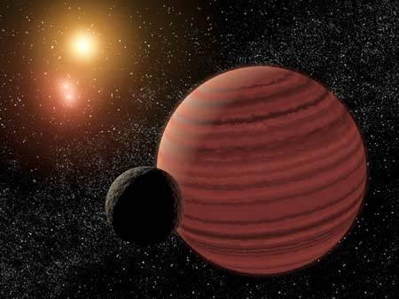 Britští astronomové nedávno objevili takzvaného hnědého trpaslíka, který však moc hnědý není. V teleskopu Britského infračerveného dalekohledu (UKIRT), umístěného na Havajských ostrovech, se jevil buď jako tmavě modrý nebo jako jasně červený. Jeho zvláštní barva by podle nich mohla znamenat jedno: jedná se o nejchladnější dosud známého trpaslíka.