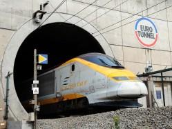 Eurotunel: Suchou nohou na Britské ostrovy