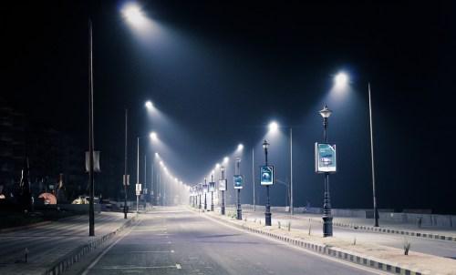 Z dějin obyčejných věcí: Pouliční osvětlení