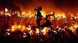 Vikingové? Středověcí manekýni!