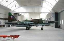 Vojenský historický ústav dokončil opravy Suchoje Su-25