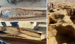 V Egyptě byla nalezena další mumie