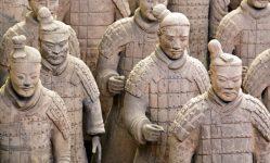 První čínský císař Čchin Š'-chuang-ti: Muž, který chtěl žít věčně