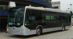 V Šen-čenu jezdí 16 000 elektrobusů
