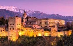 Alhambra: Perla vsazená do smaragdu