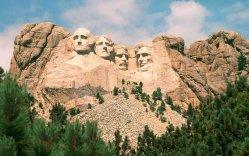 Hlavy prezidentů v Černých horách