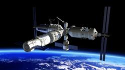 Čínská vesmírná družice dopadne na Zemi během následujících dní