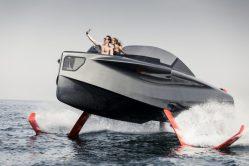 Arabové představili létající jachtu