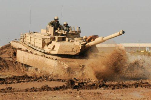 Čeká nás doba neviditelných tanků?