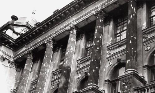 Co všechno zažila fasáda Národního muzea v Praze?
