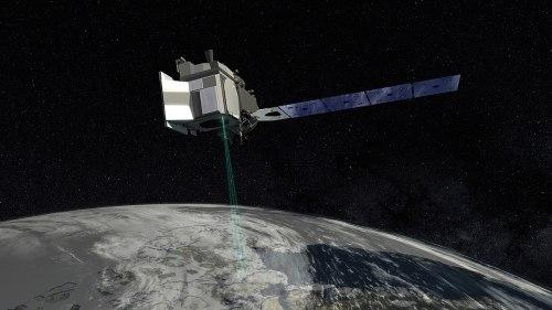 Satelit, který má sledovat tání ledovců, se vydal na orbitu