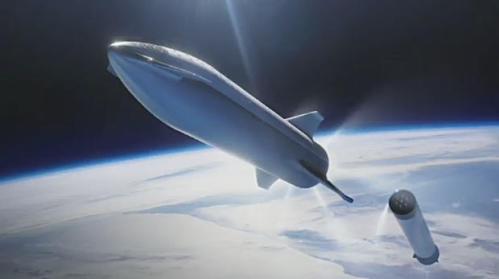 Kosmická loď BFR bude s křídly a motory Raptor
