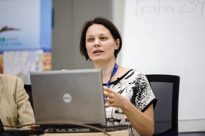 Summitu se účastnila i Dr. Anastassia M. Makarieva z Petersburg Nuclear Physics Institute, spoluobjevitelka přírodního jevu biotické pumpy.
