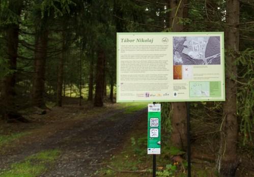 U Jáchymova odkryli archeologové zbytky komunistického tábora