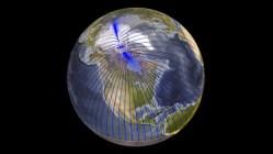 Severní magnetický pól pokračuje ve své procházce. Míří do Ruska