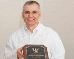 Zahraniční ocenění získal český vědec