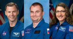 Americká kosmonautka se chystá na rekord: Chce být nejdéle pobývající ženou ve vesmíru