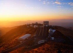 Observatoř La Silla slaví půl století existence