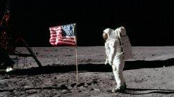 Konspirace věčně živá: potrhlý mýtus o nepřistání na Měsíci