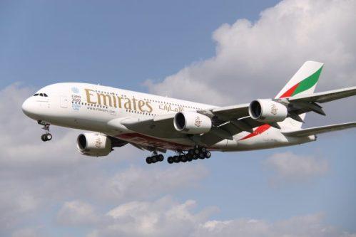 Společnost Emirates bude ekologičtější. Ubude plastů na palubě