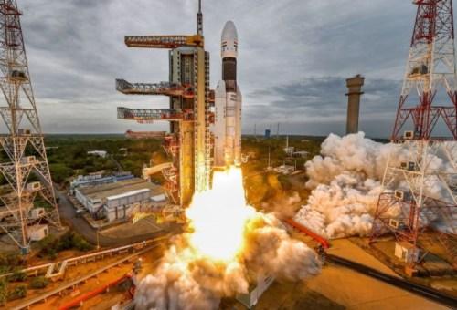 Indie zamířila na Měsíc