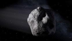 KZemi se přibližuje velký asteroid