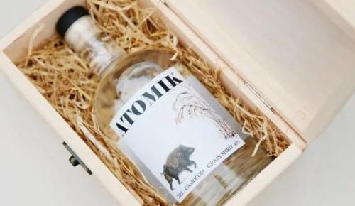 Vodka z Černobylu