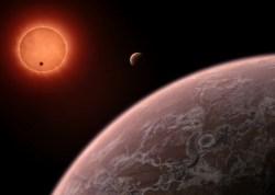Exoplaneta K2-18b hlásí: Mám vodu a pohybuji se v obyvatelné zóně