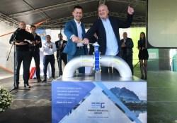 V ECR Rapotín slavnostně otevřeli první výrobnu biometanu