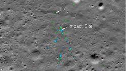 Trosky indické družice nalezeny