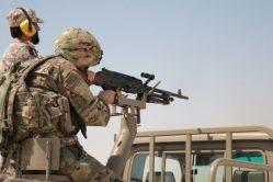 Americký voják budoucnosti? Vylepšený po všech stránkách