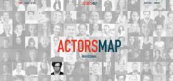 Najděte si svého herce! Právě dnes byla spuštěna online databáze ACTORSMAP