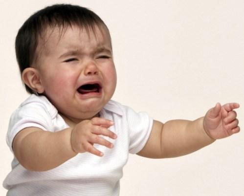 Proč malé děti pláčou? Vědci našli překvapivou odpověď